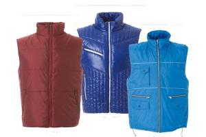 JRC Gilet Imbottiti abbigliamento personalizzabile