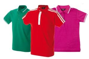 JRC Polo abbigliamento promozionale