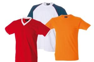 JRC Tshirt abbigliamento promozionale personalizzabile