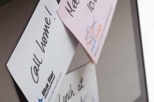 Sticky Note gadget personalizzabile promozionale