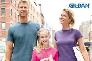 Gildan Tshirt abbigliamento promozionale personalizzabile