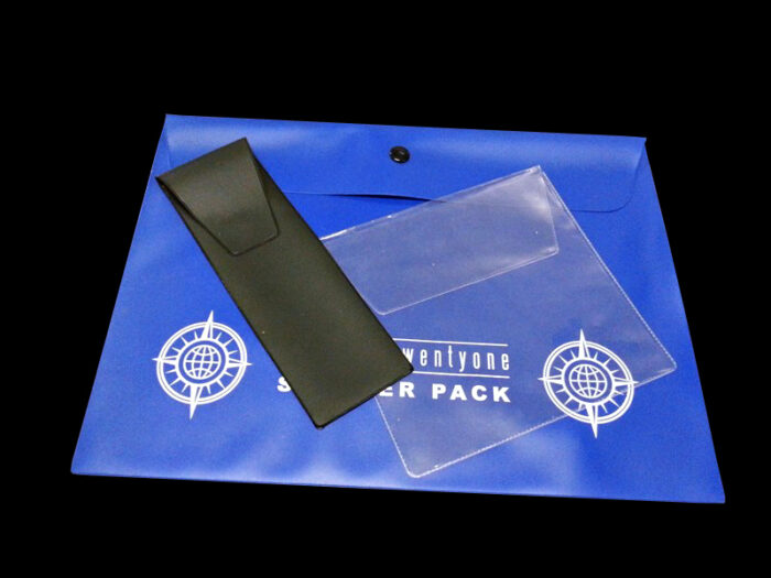 Pattina buste gadget promozionali personalizzabili
