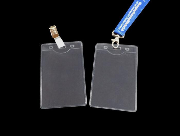 portapass personalizzabile tasca fustellata