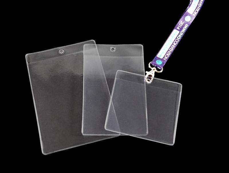 portapass tasca singola personalizzabile