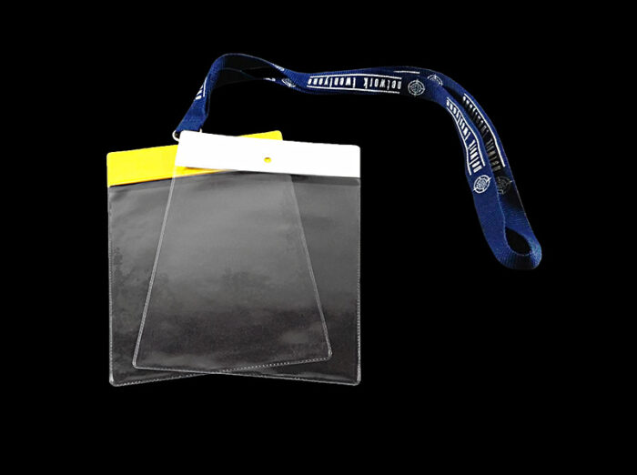 Busta Porta Badge personalizzata