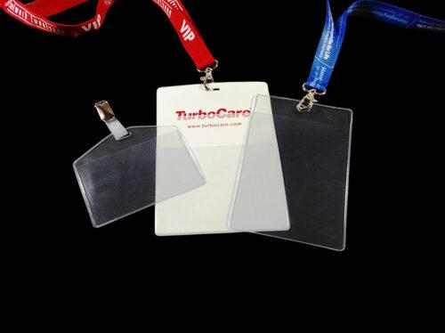 buste porta badge